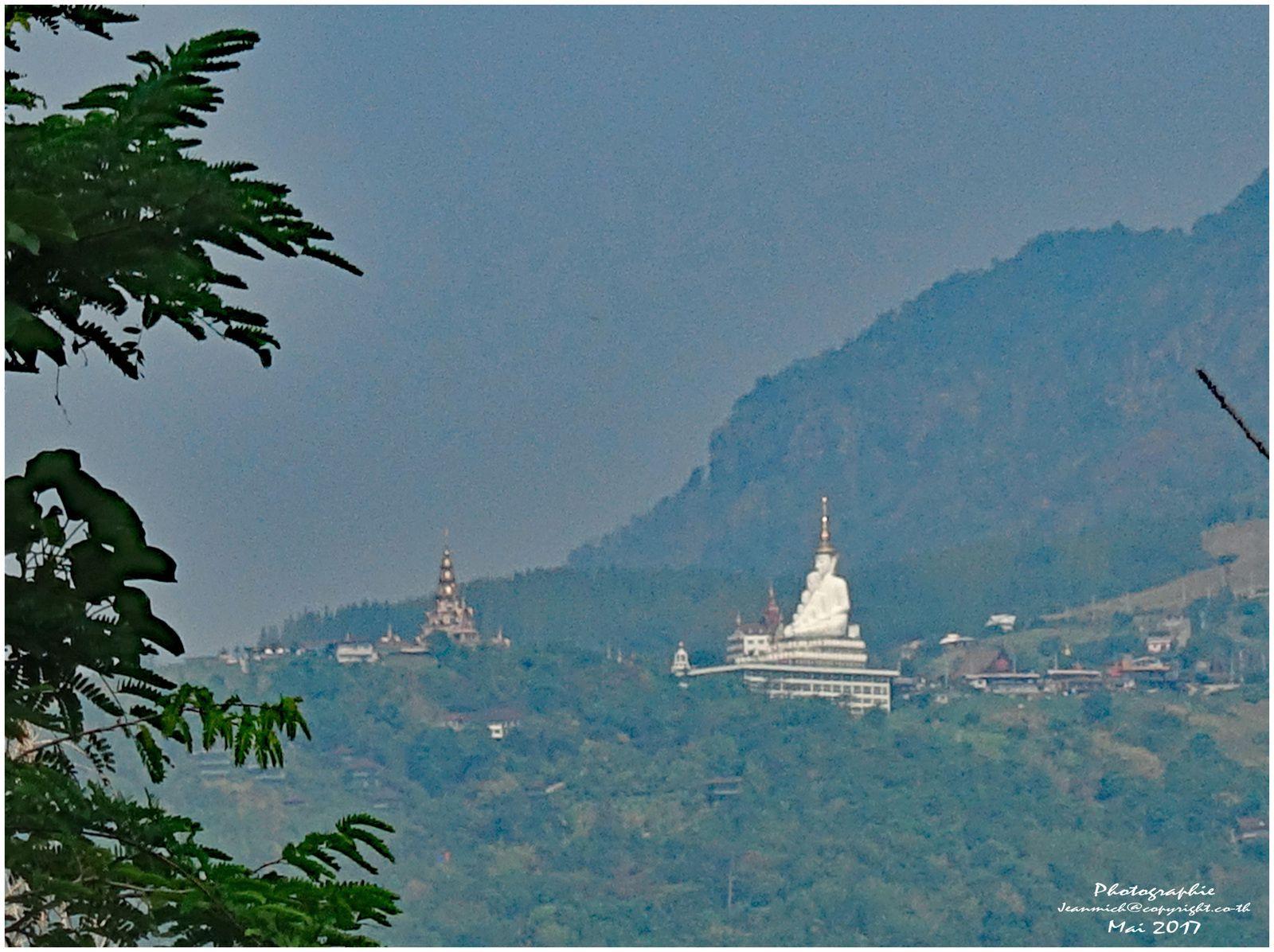 La route du retour sur Khon Kaen....
