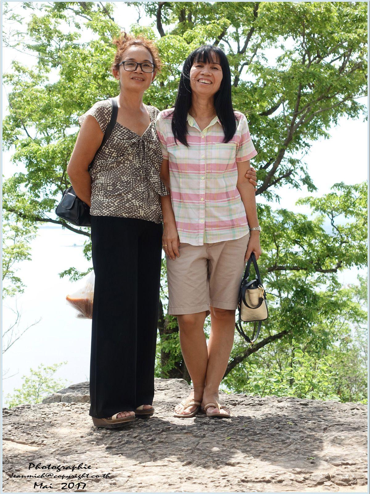 Une visite bien agréable à Ubonrat.... (Thaïlande)