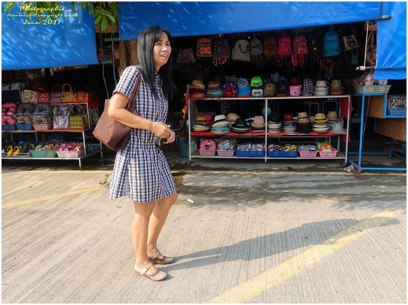Voyage en Chine première étape (de Khon Kaen à Chiang Khong)