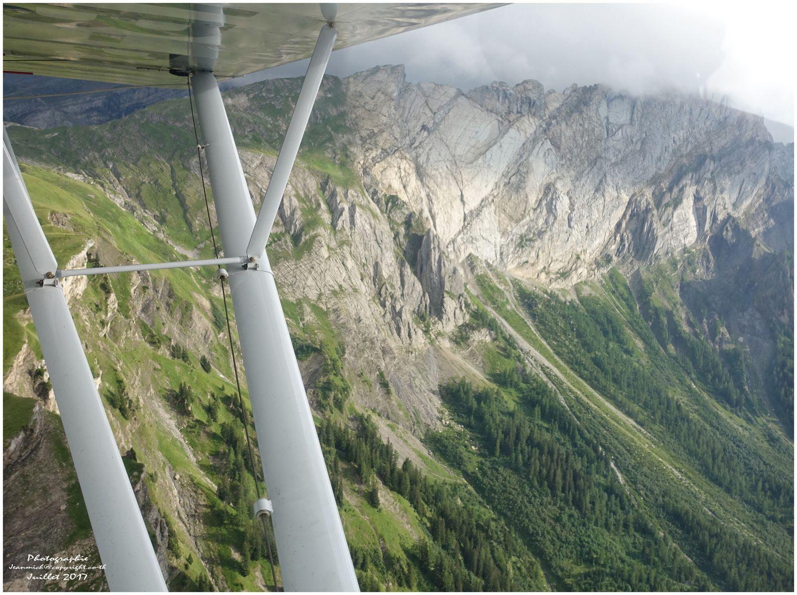 Vol au-dessus du Chablais (3ème partie)