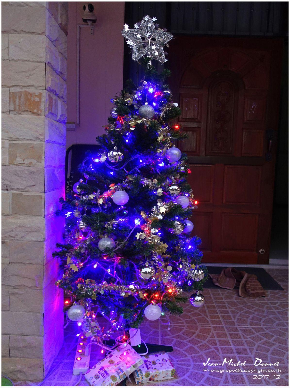 Noël approche aussi en Thaïlande.....