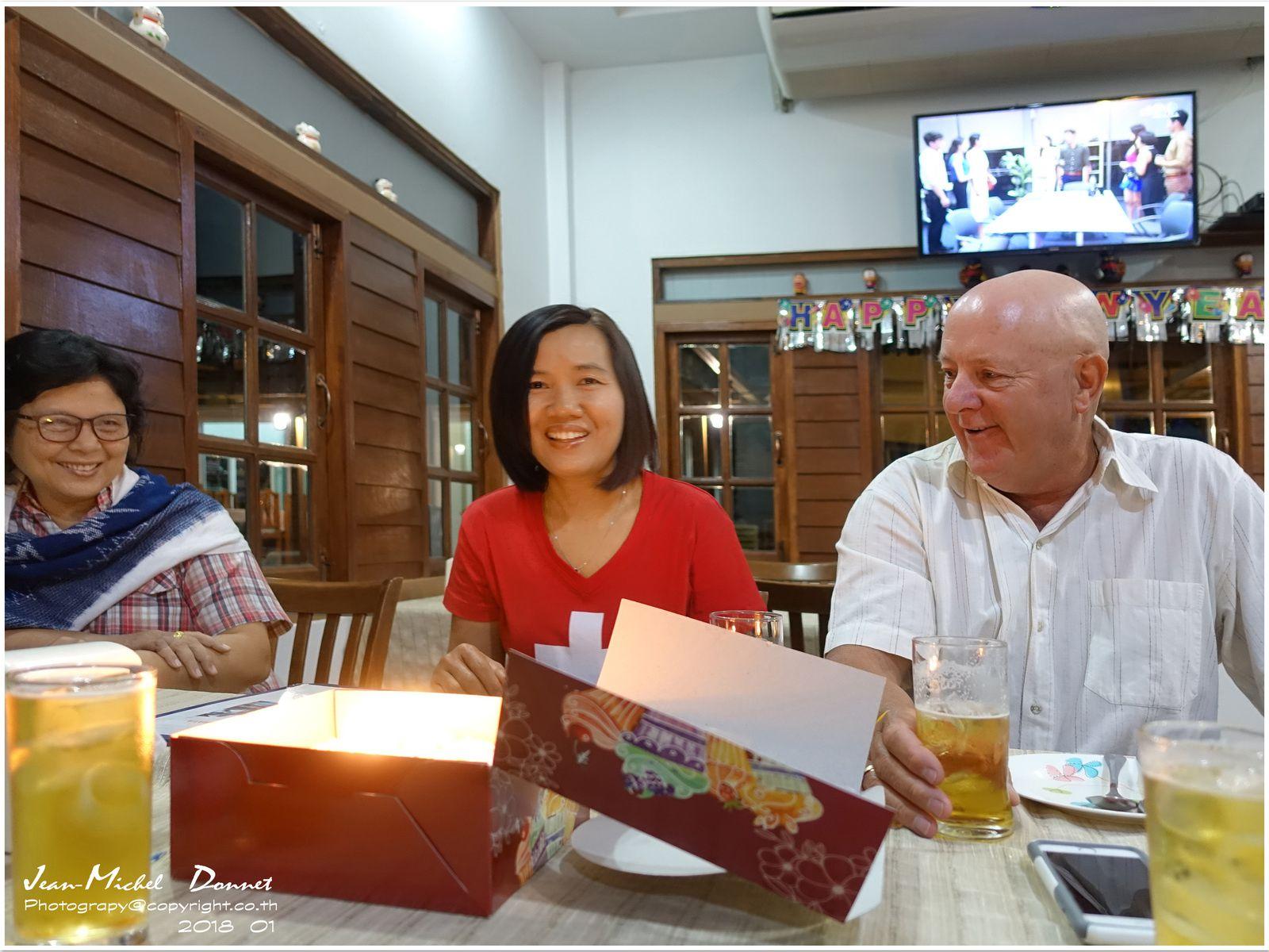 Anniversaire de Kodcha (Thaïlande)