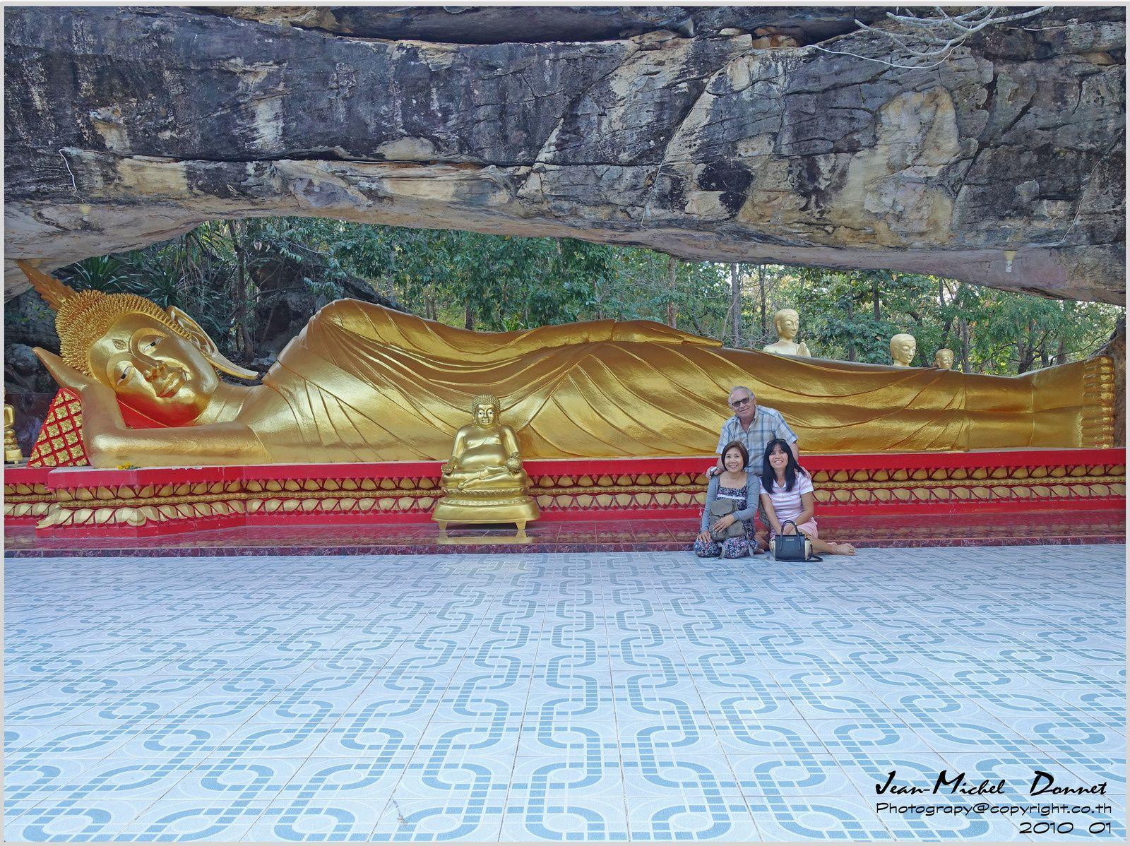 Moments de partage du côté d'Ubonrat (Thaïlande)