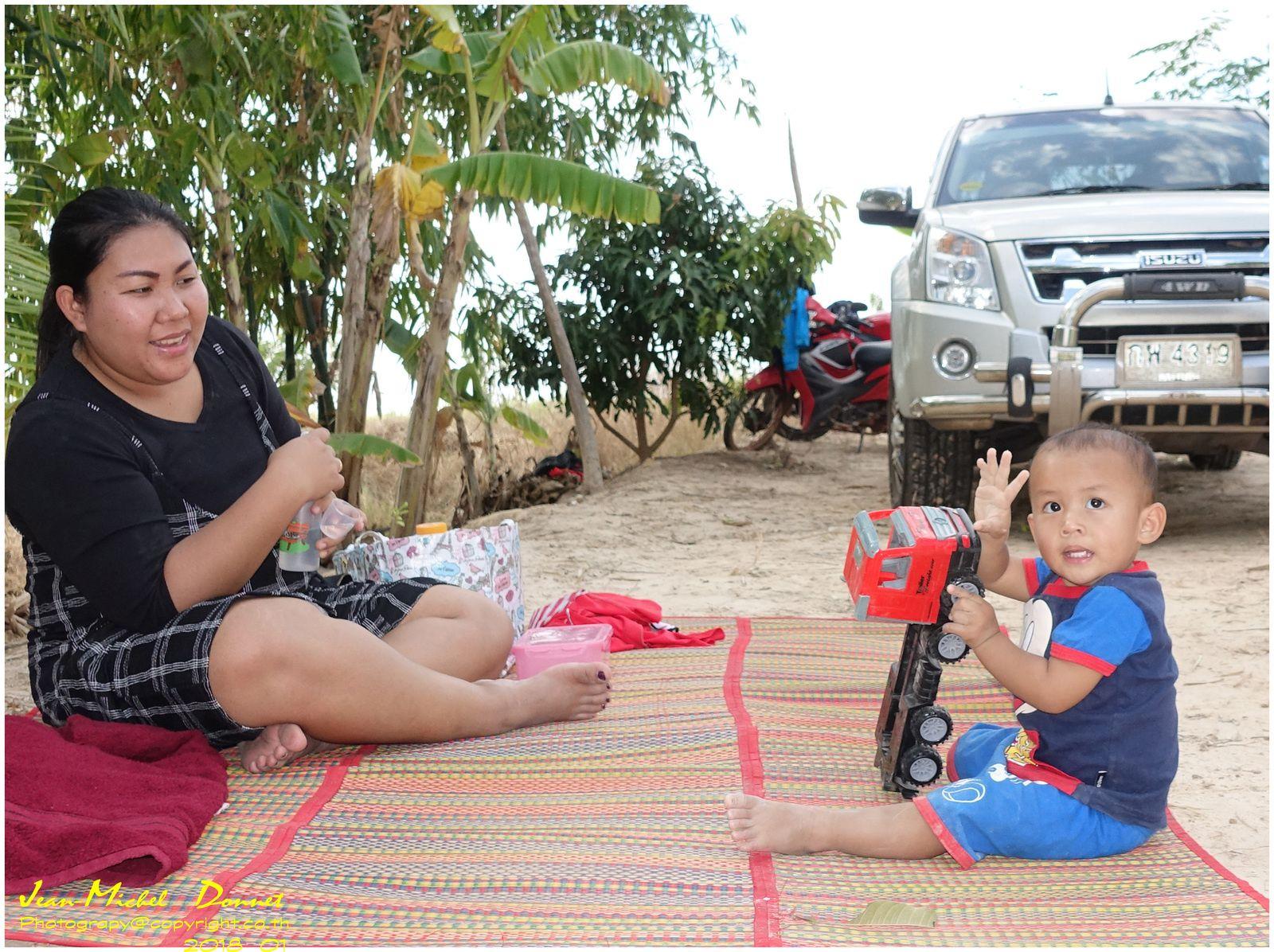 La pêche en Isaan I (Thaïlande)