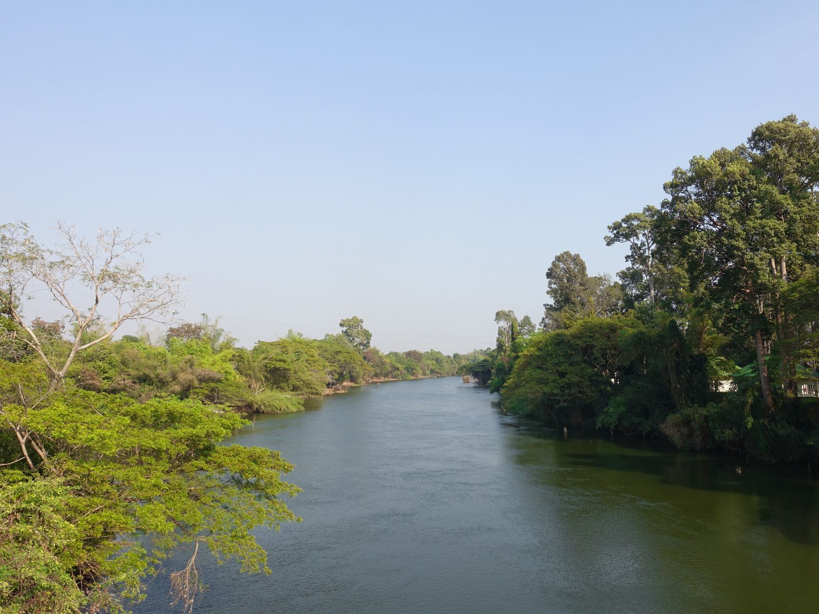 La rivière Mae Nam Phong