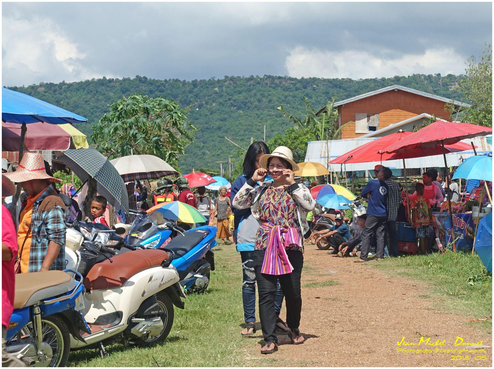Festival des fusées (Thaïlande, Isaan)  ประเพณีบุญบั้งไฟ