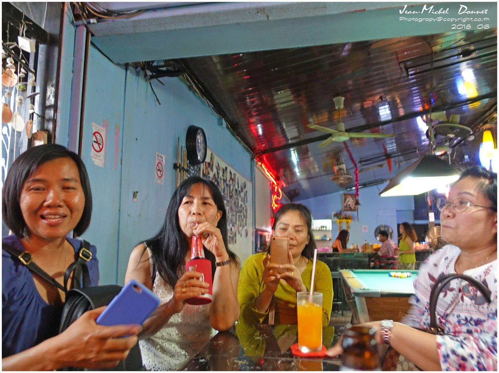 Superbe soirée d'anniversaire (Thaïlande)