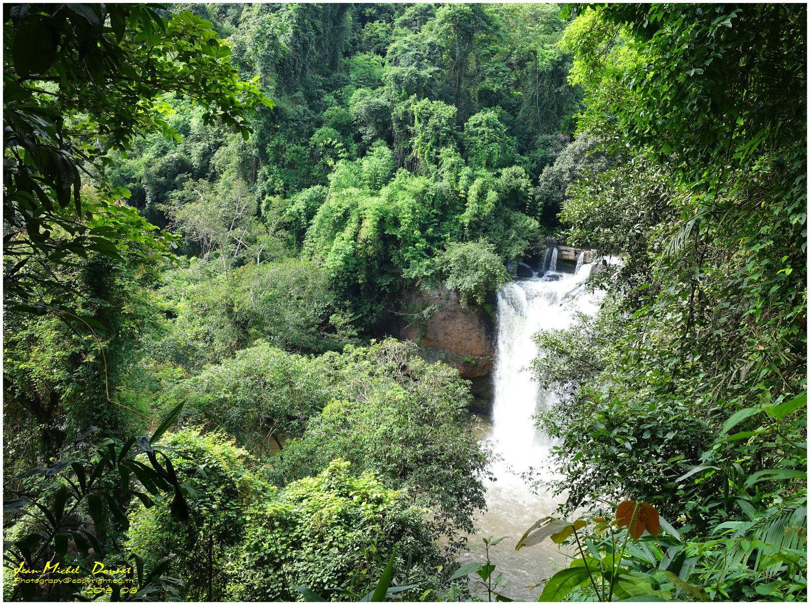 Le parc national de Khao Yai (Thaïlande)