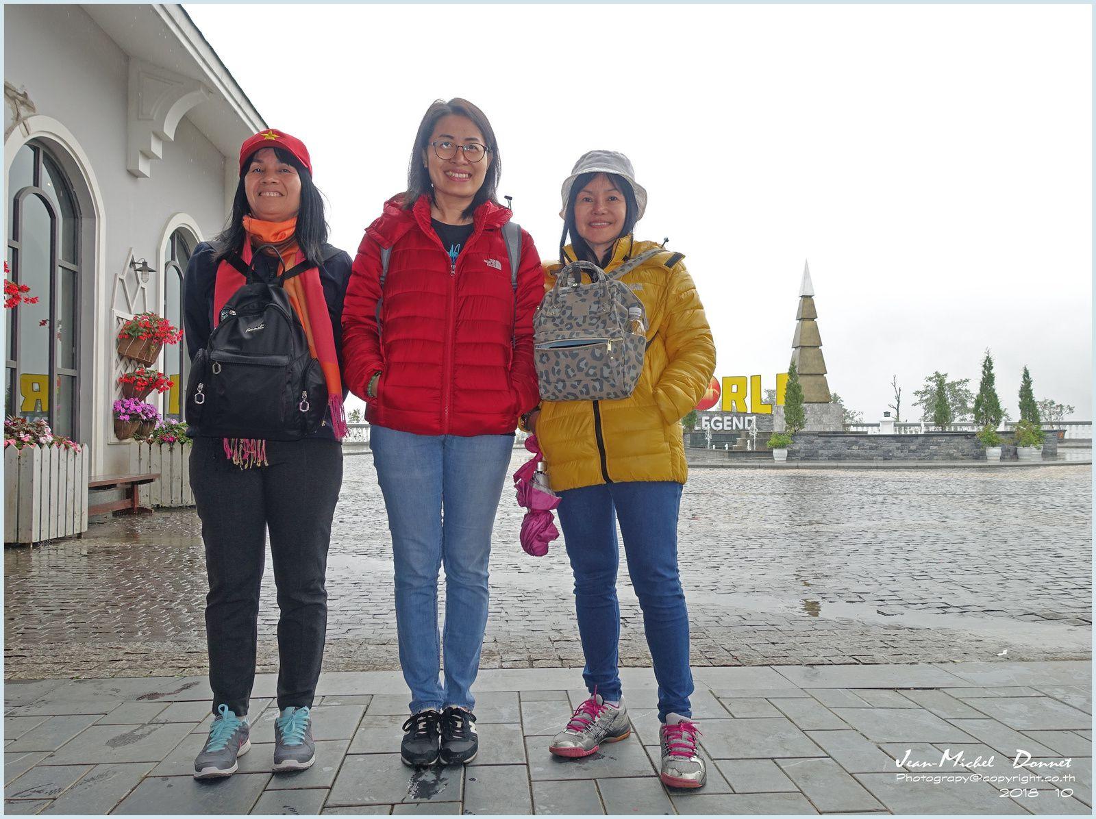 La plus haute montagne d'indochine : Fansipan (Vietnam)