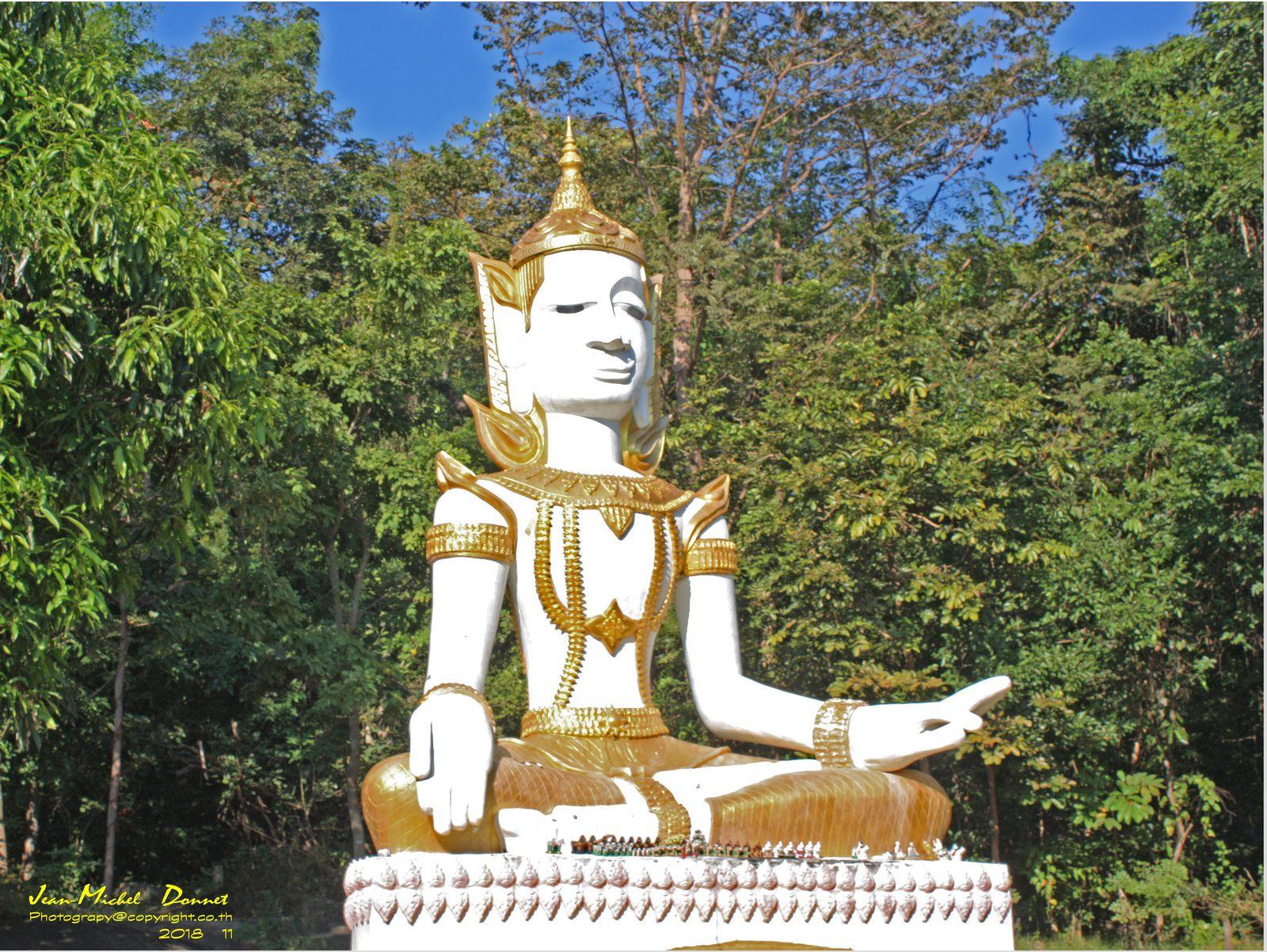 Promenade matinale (Big Bouddha)