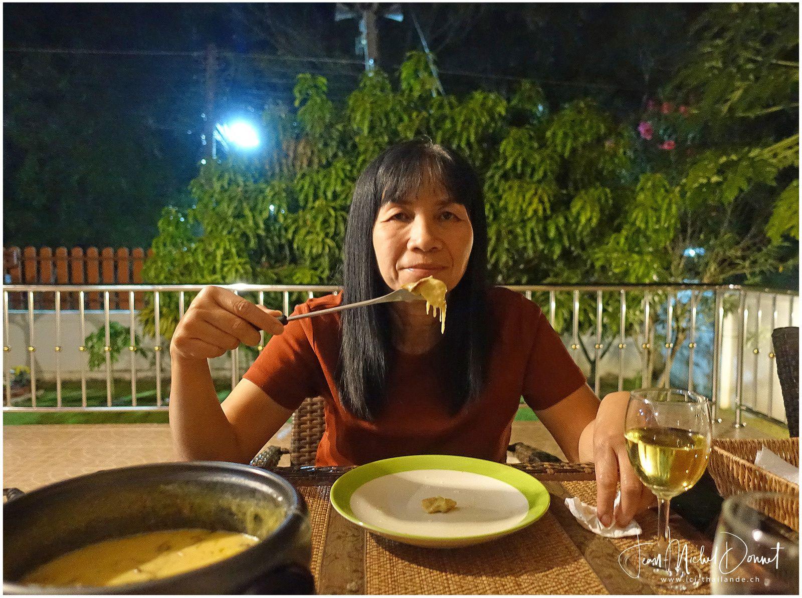 Le dernier repas de 2018... (Thaïlande)