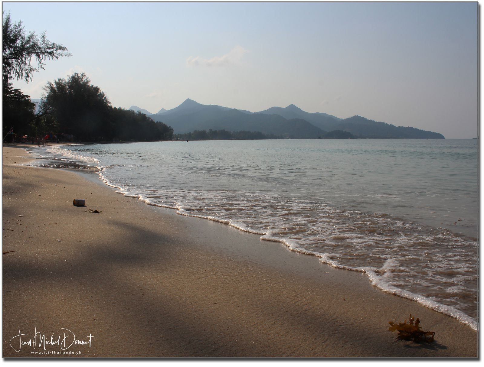 Dernier regard sur Koh Chang (Thaïlande)
