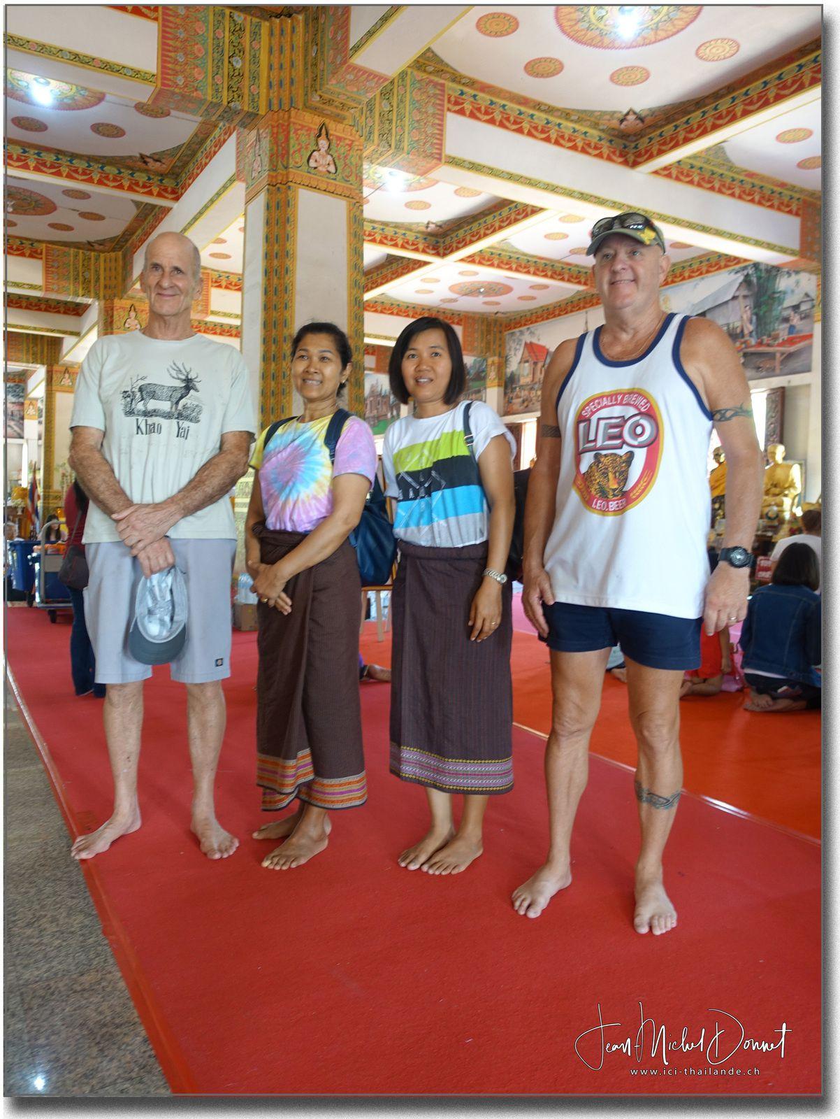 Moments de partage entre amis (Khon Kaen)