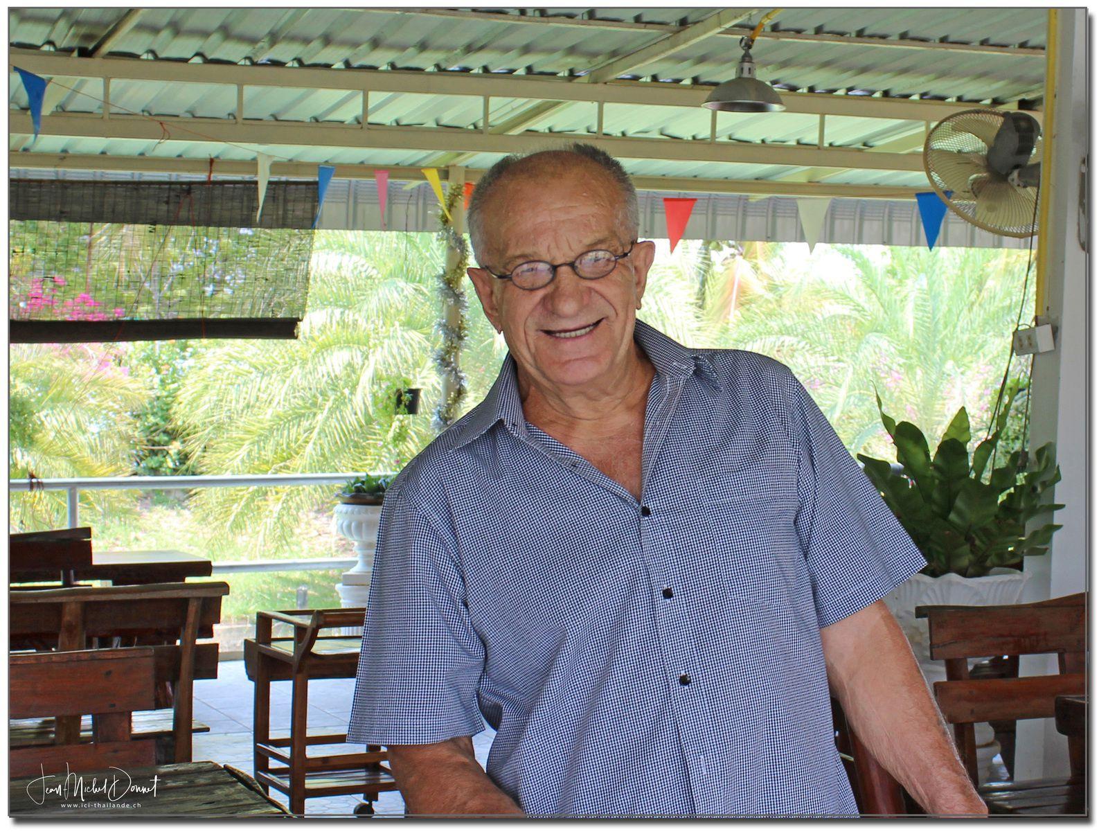 les 80 ans de notre ami Peter.