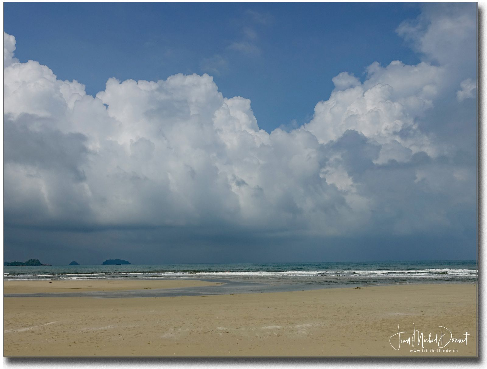 Nuages, nuages (Ko Chang)