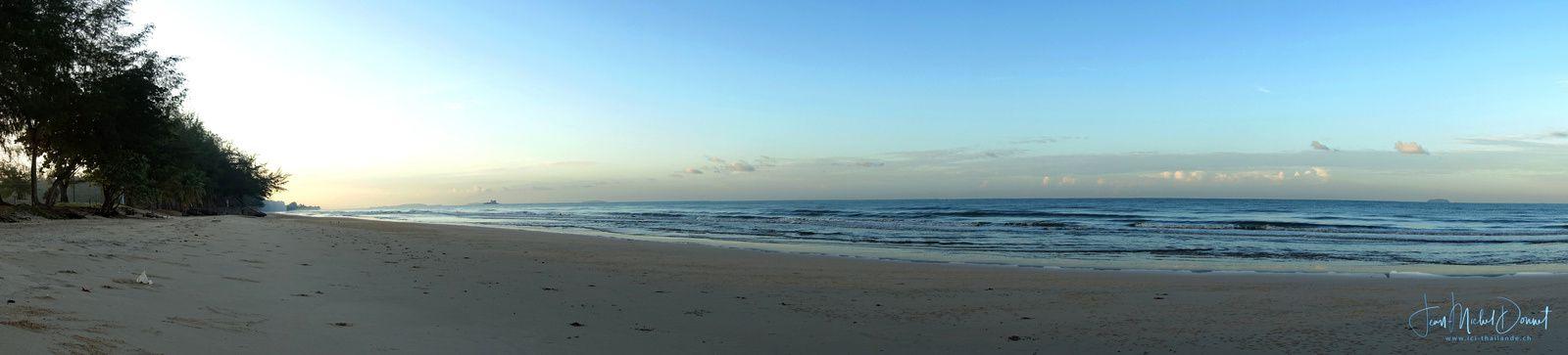 Au petit matin du côté de Mae Phim