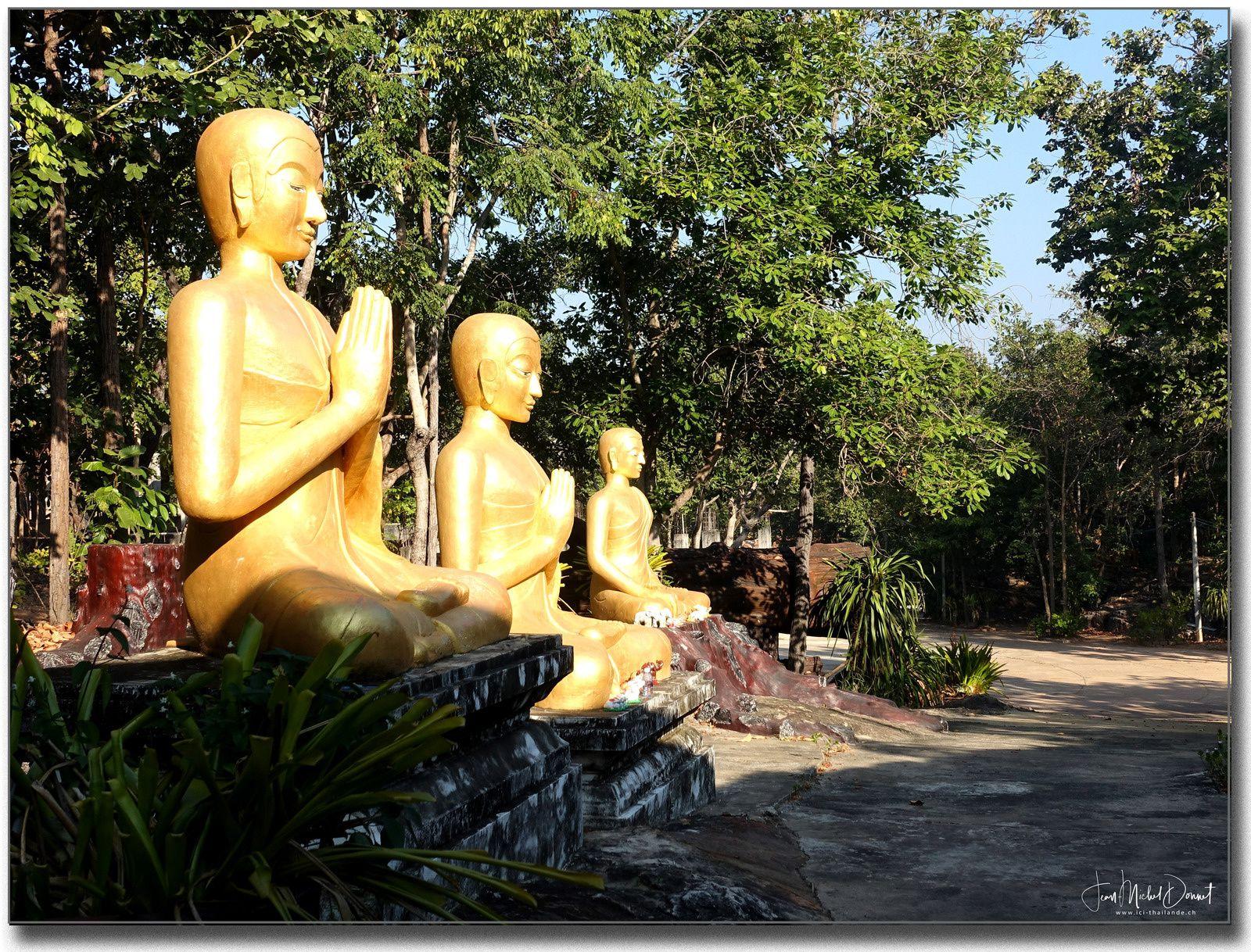 Une belle marche (Thaïlande)