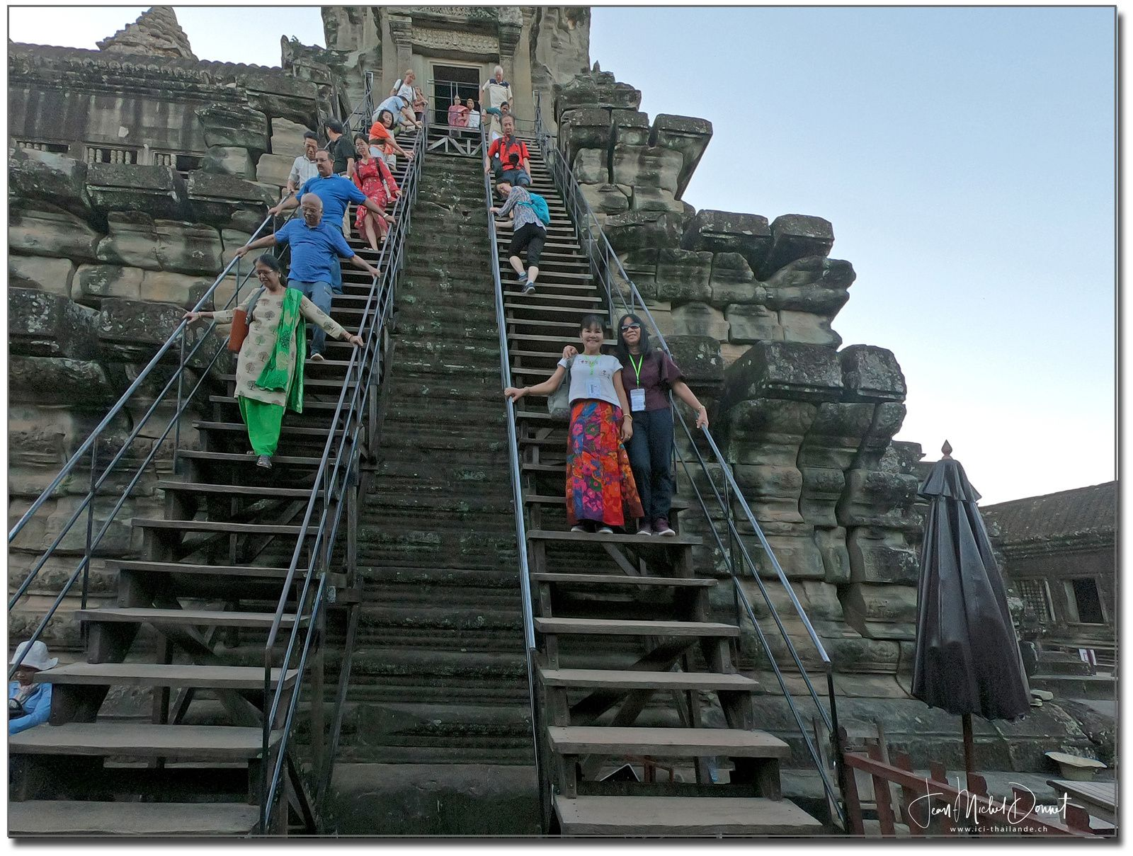 Le site d'Angkor Vat (Cambodge, Siem Reap)