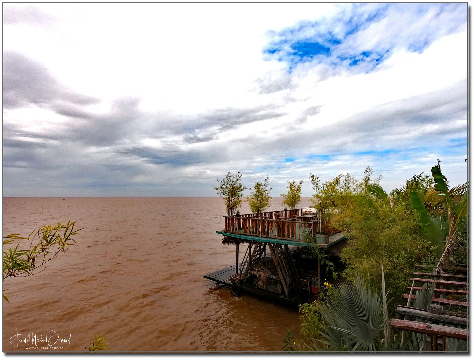 Lac Tonlé Sap (Siem Reap, Cambodge)