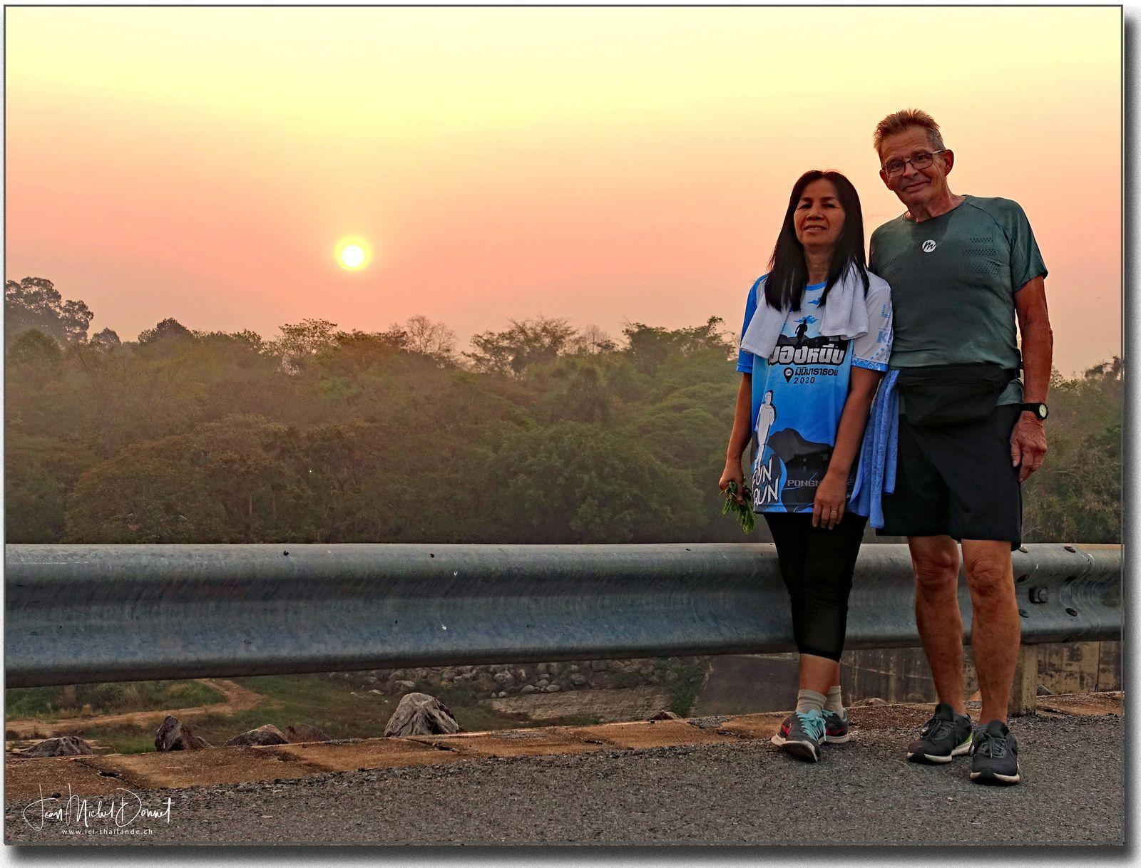 De bonne heure le matin (Thaïlande)