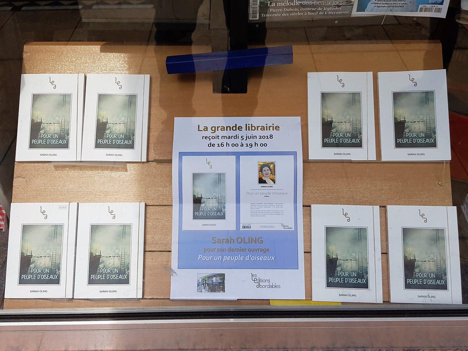 grande librairie de Vichy 17 rue Burnol