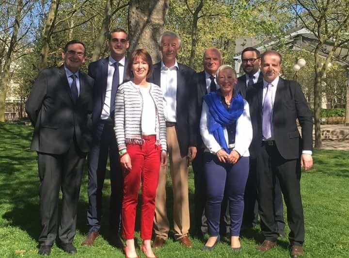 Les candidats LR / UDI dans le Val-d'Oise