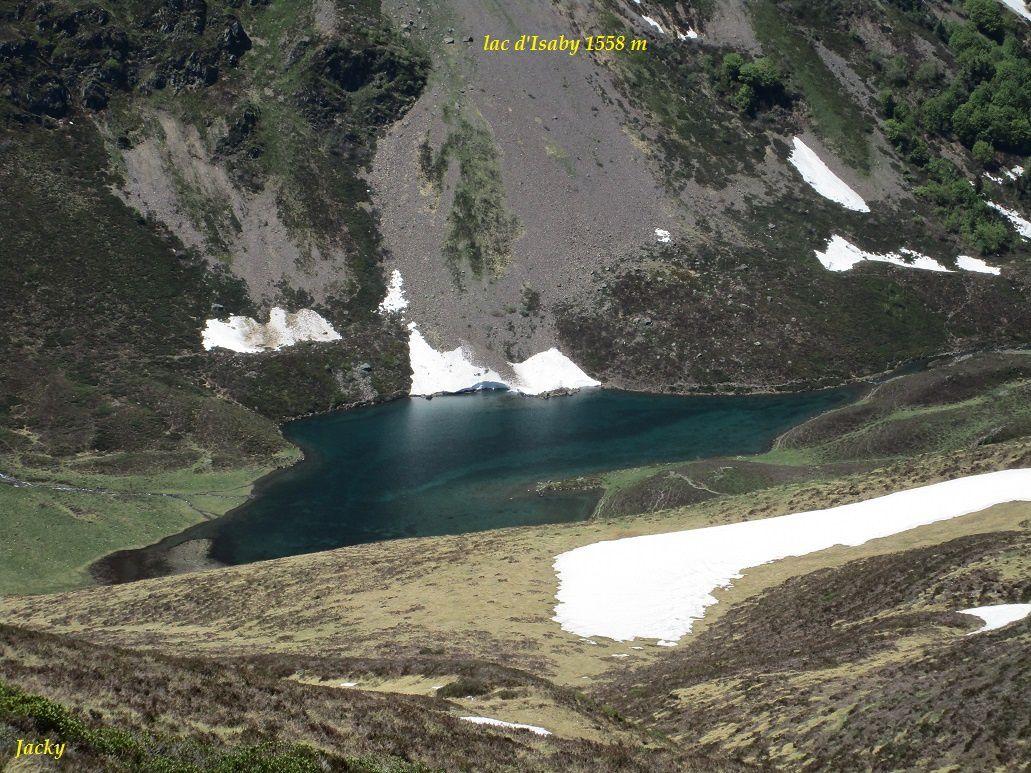 Album 167 - lac d'Ourrec (65)
