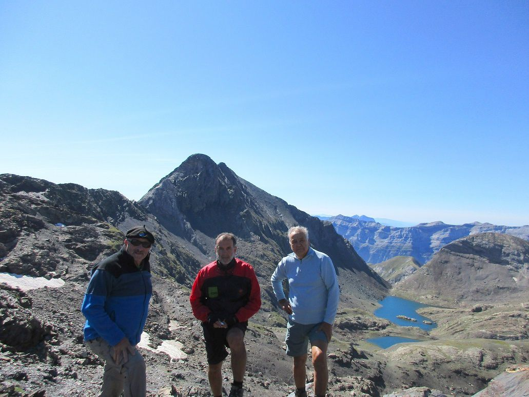 20 août 2015 le col de La Munia Val d'Aran