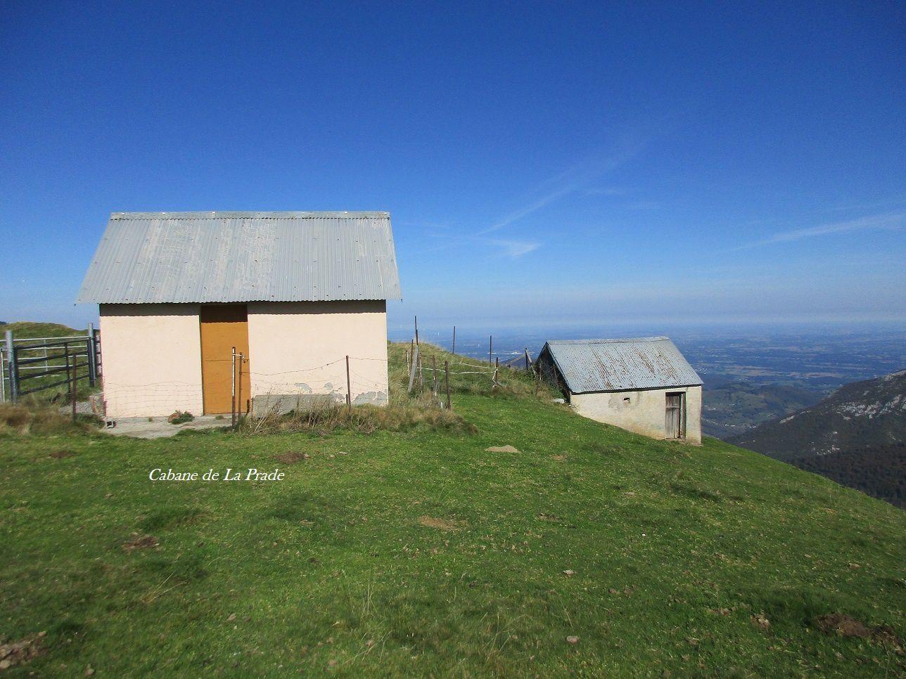 Album 114 - Pic Douly, cabane de La Prade