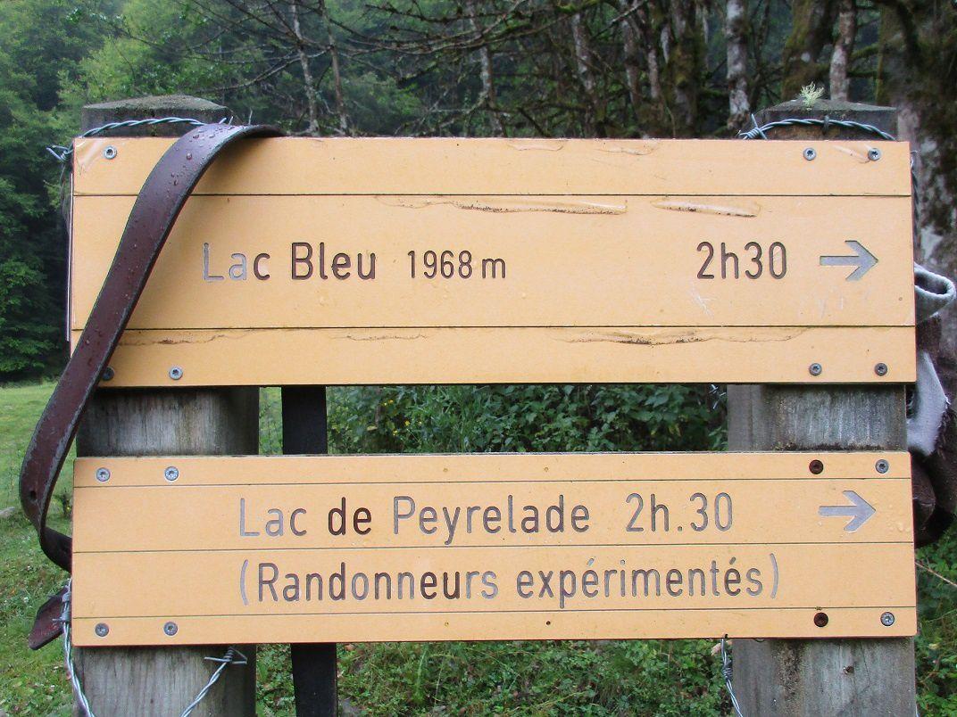 Album 075 - Lac Bleu, lac d'Ourrec