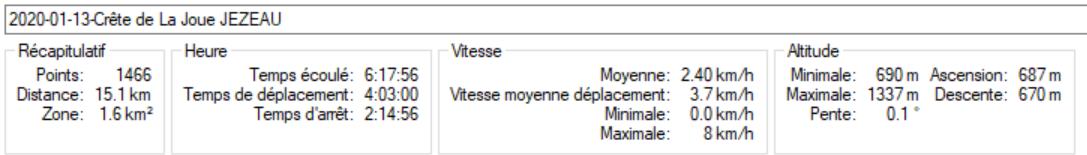Album 035 - Crête de La Joue JEZEAU