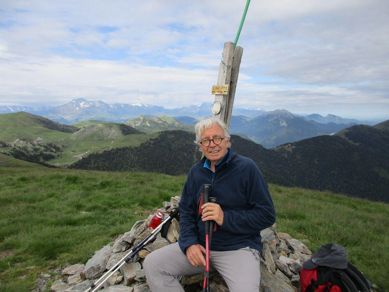 Album 030 - Mont d'Aspet et Pic de Douly