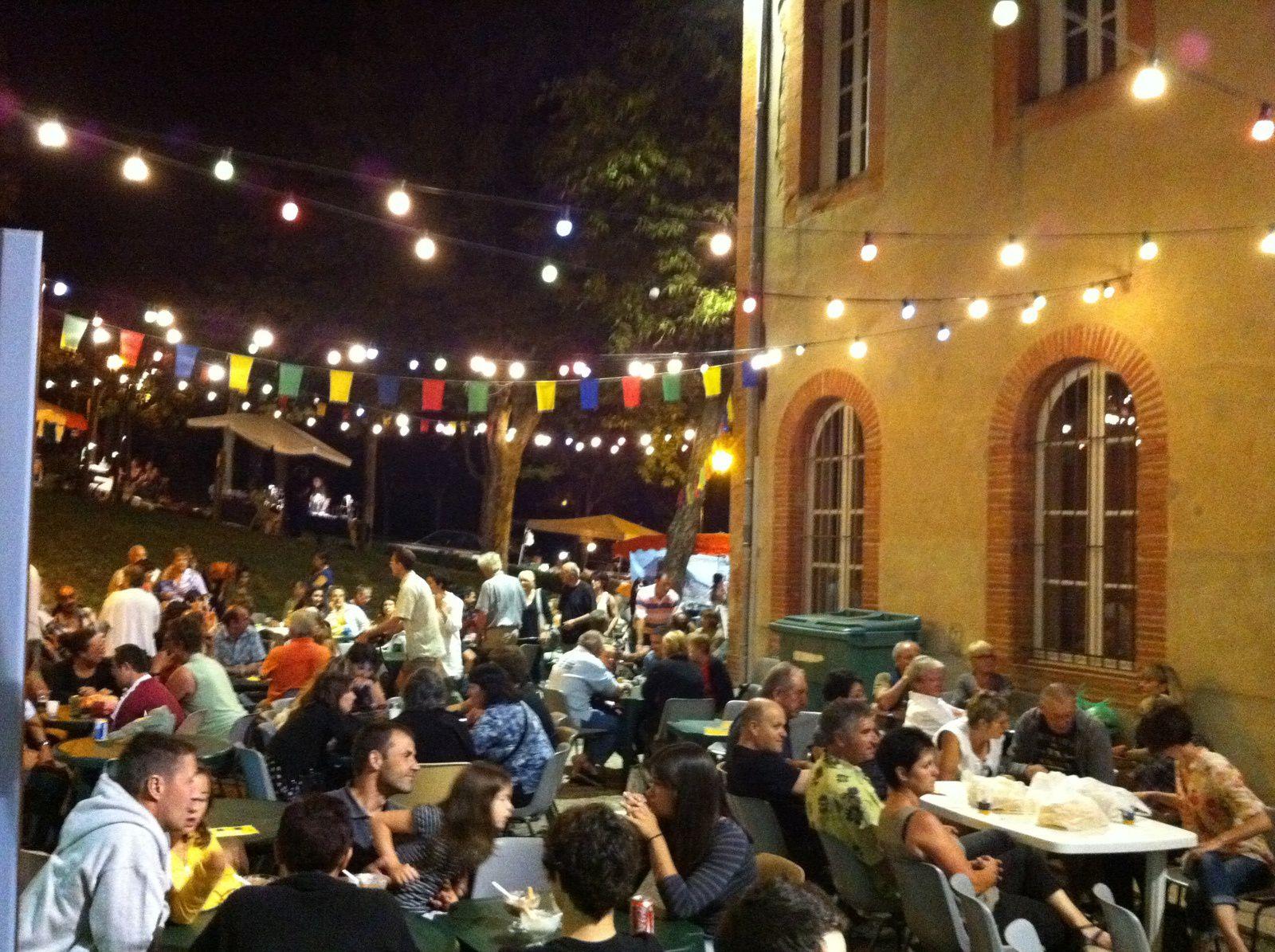 Les marchés de nuit de retour à Avignonet (31)