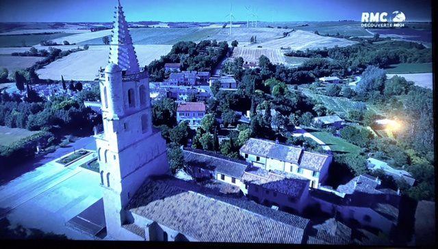Quelques captures d'écran issues du documentaire