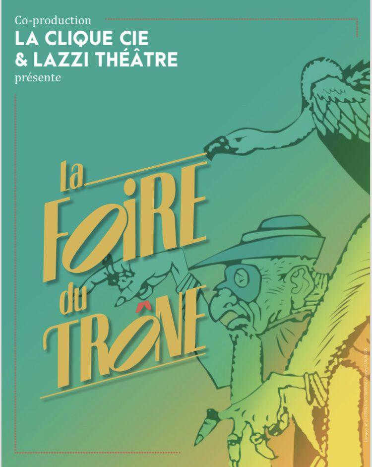 Théâtre à Avignonet le lundi 5 août