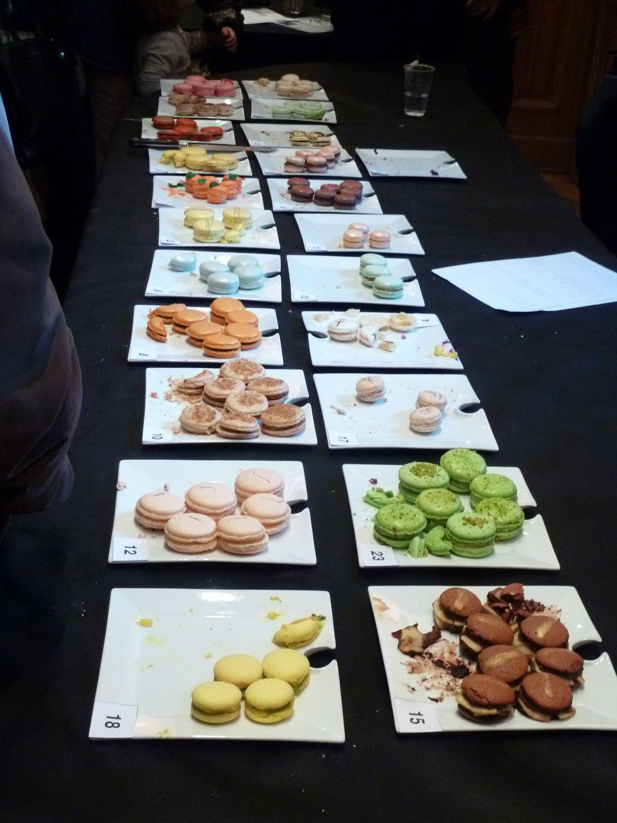 Le concours du macaron amateur
