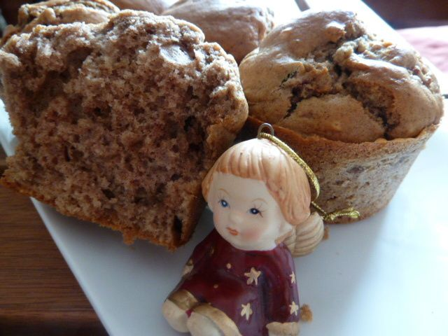 Muffins figues-cannelle