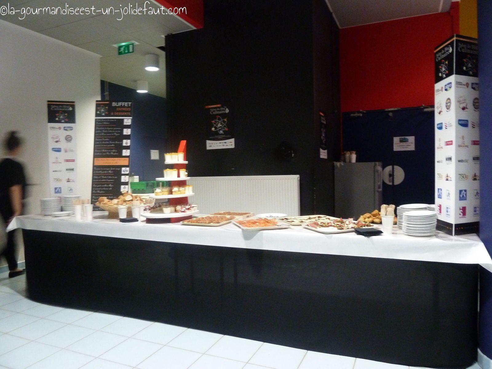 Mon premier salon du blog culinaire à Soisson