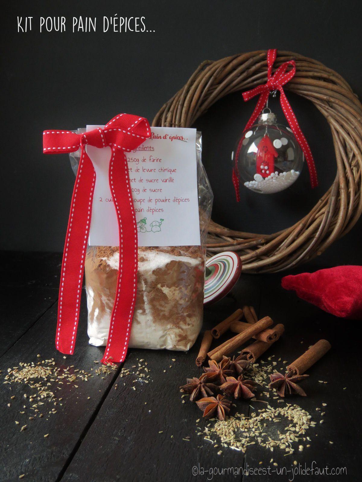 Kit pain d'épice
