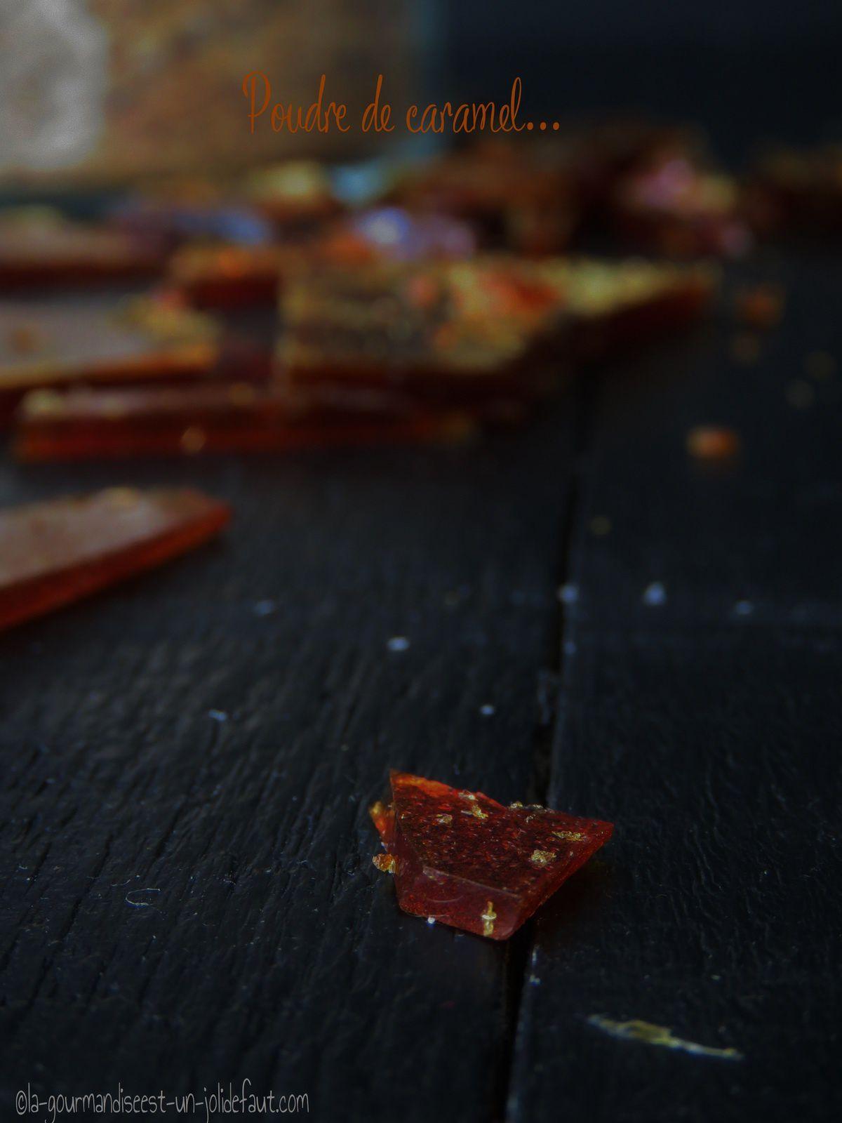 Poudre de caramel