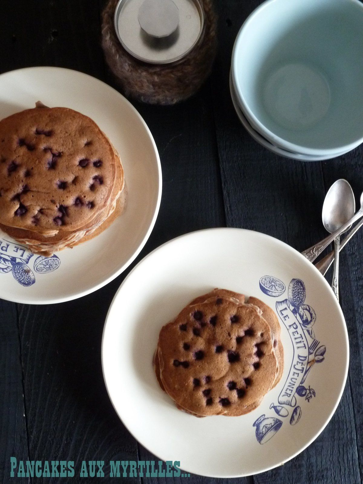 3 idées...de pancakes