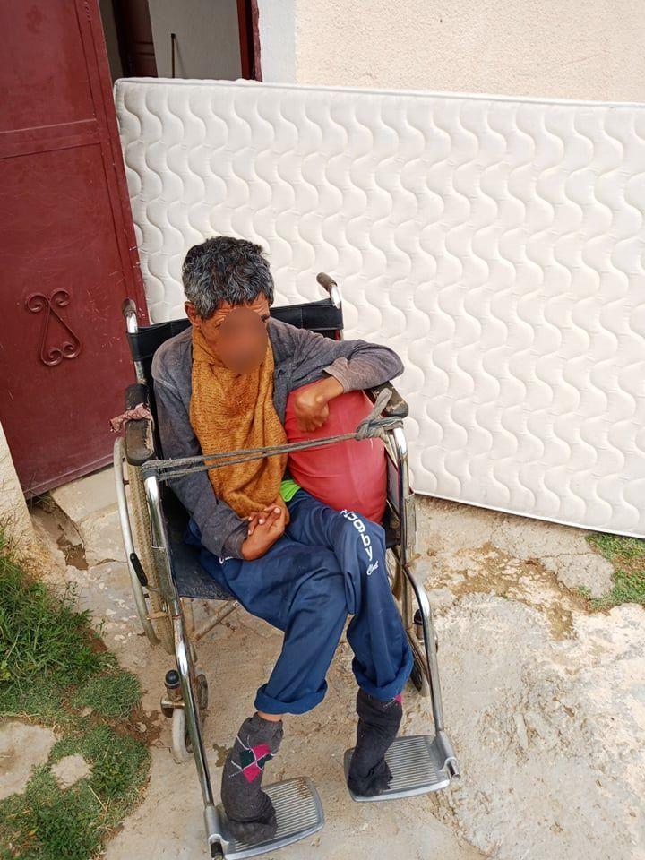 04 juin 2019- Livraison de matelas dans des familles démunies
