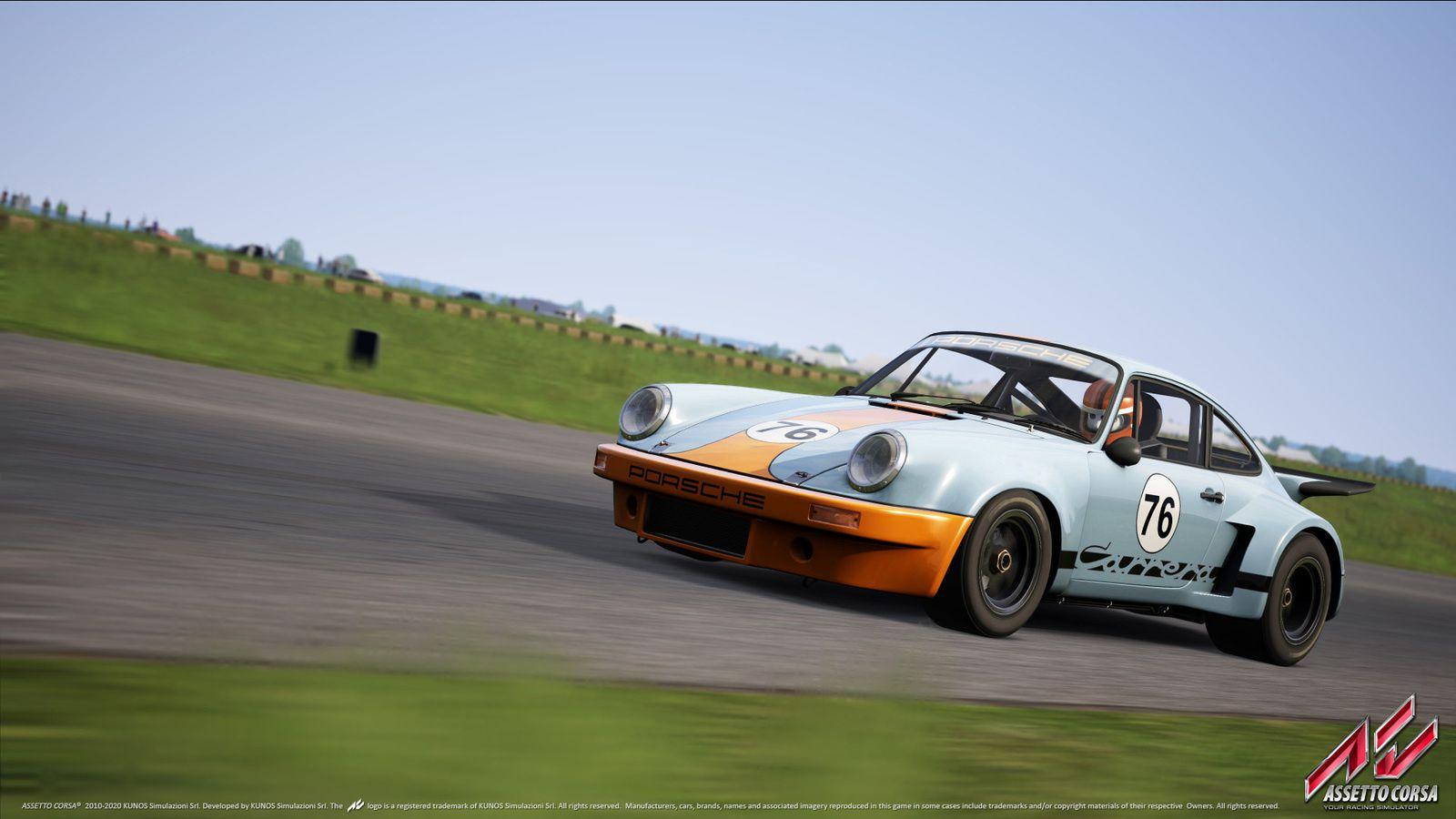 Assetto Corsa - Pack Porsche, screenshots !