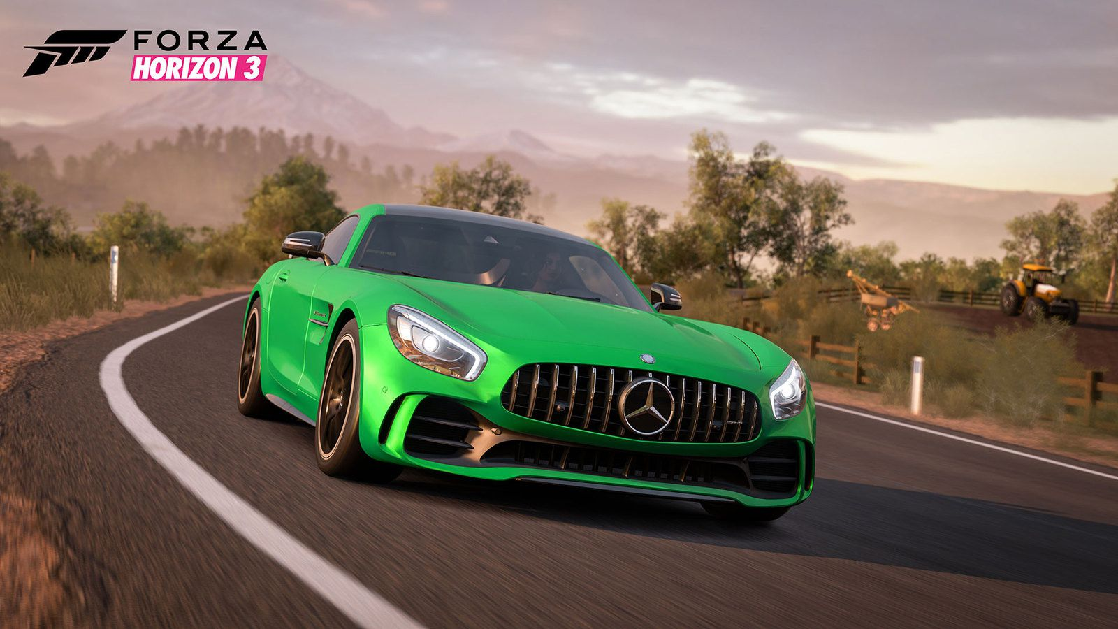 Forza Horizon 3 - Logitech G Car Pack