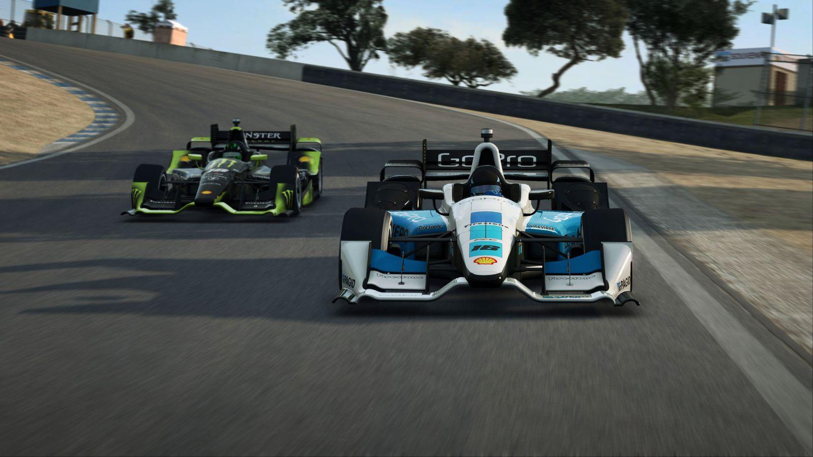 Raceroom - Formula US, sortie prévue la semaine prochaine