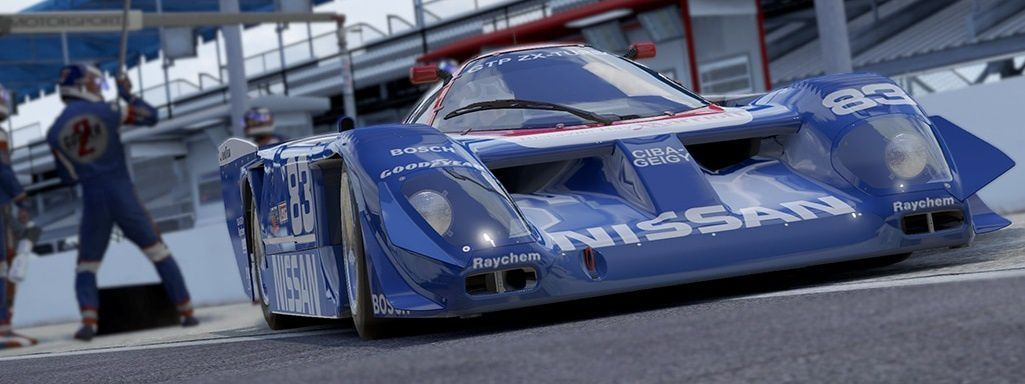 Project CARS 2 : Images de la Nissan GTP ZX-Turbo 1985