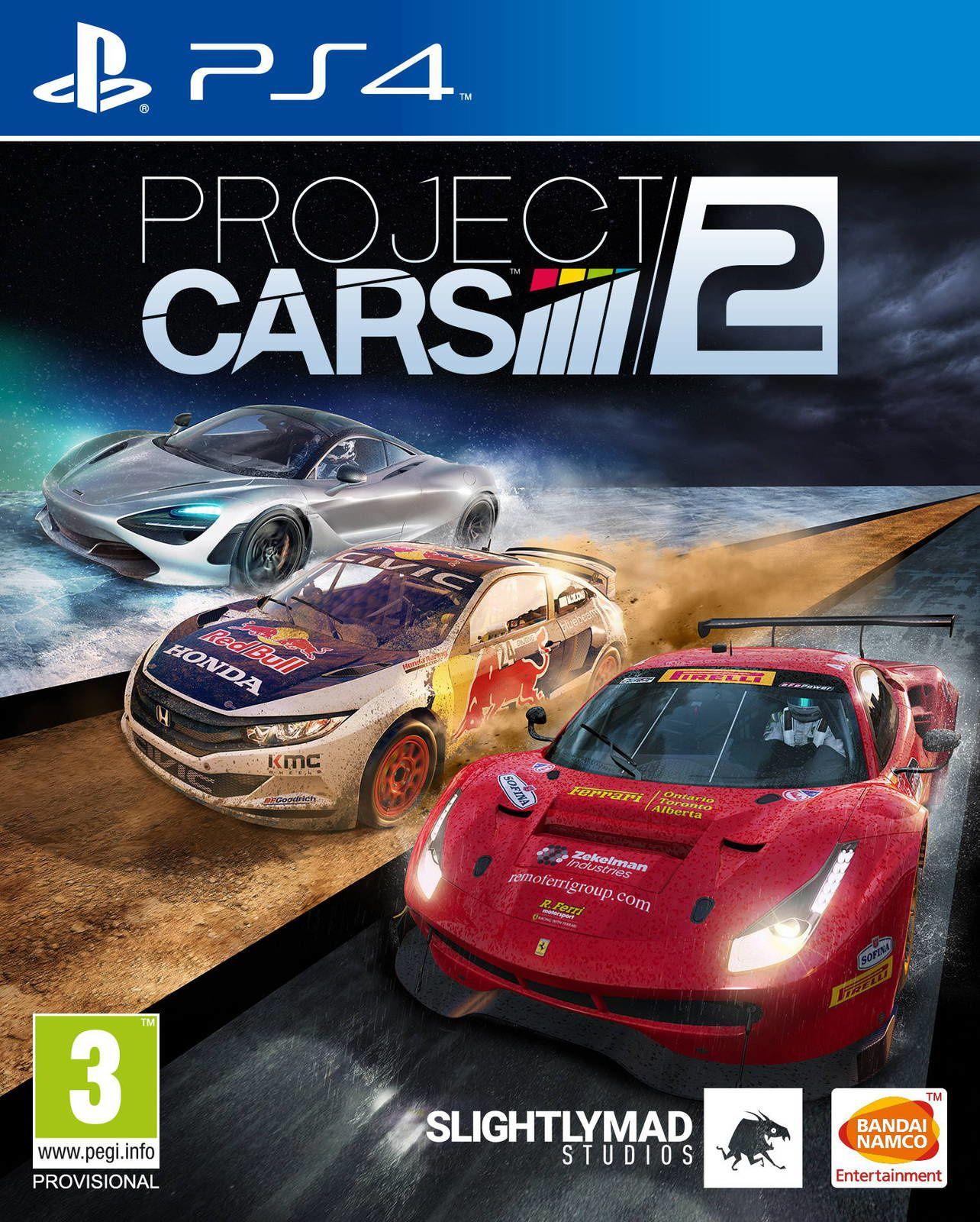 Project CARS 2 - Pré-commandes ouvertes !