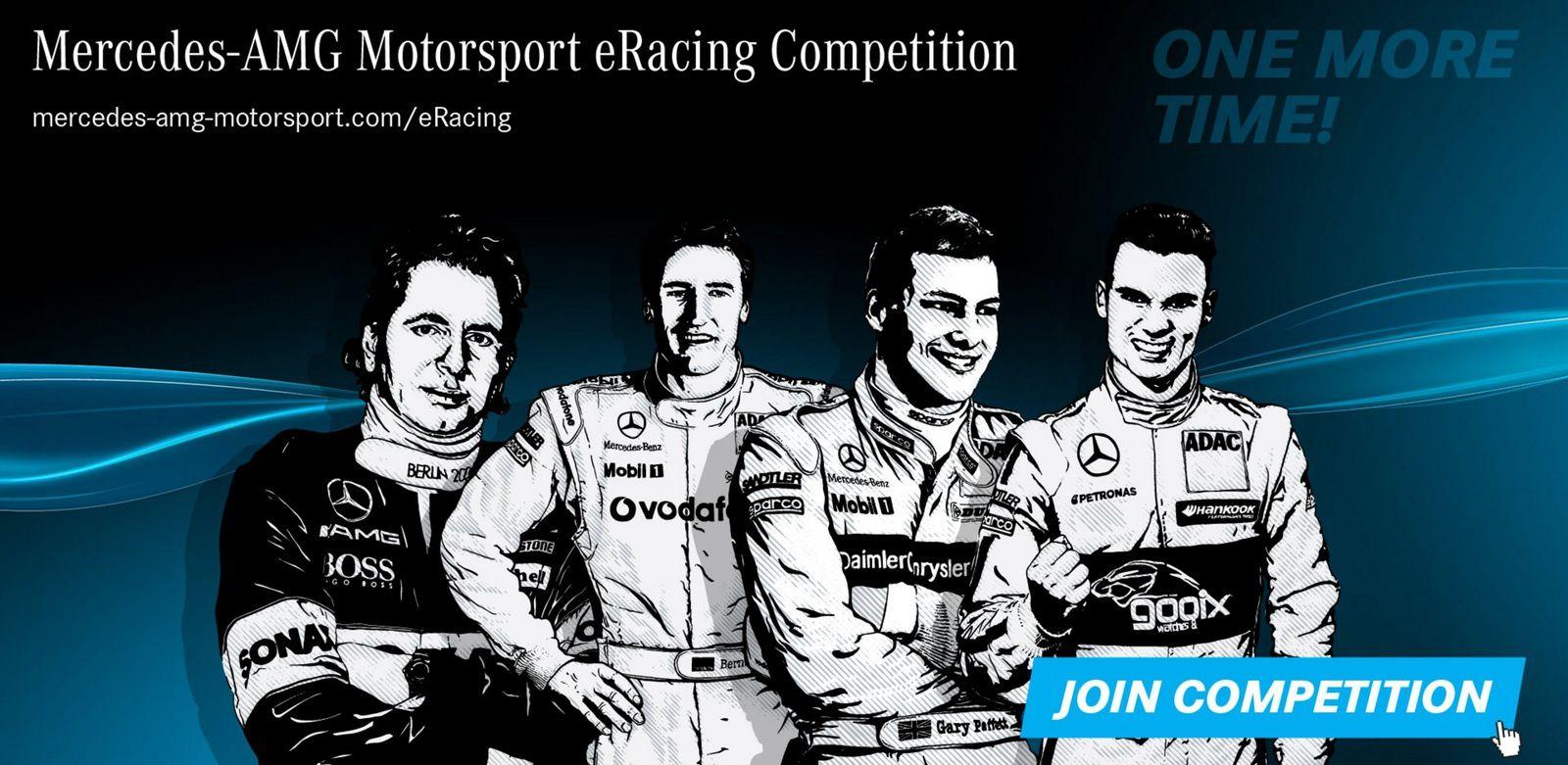 Raceroom - Célébration des 30 ans de Mercedes en DTM