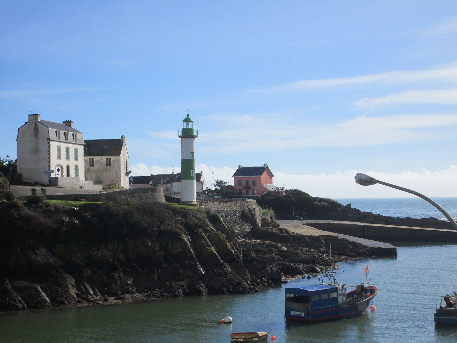 RIEC Sur BELON, puis le petit port de DOELAN à CLOHARS CARNOËT, et PONT AVEN