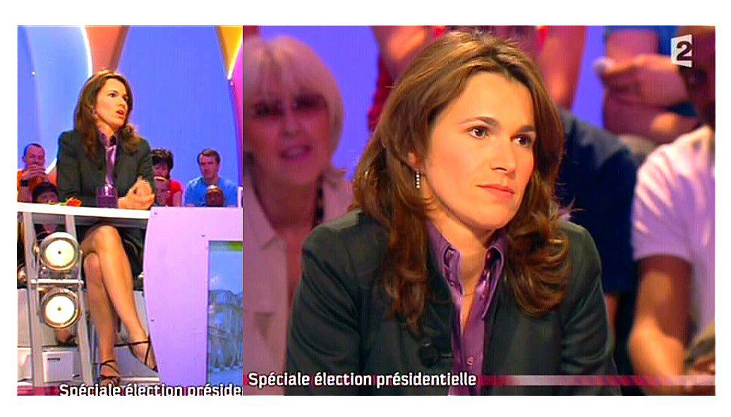 Aurélie Filippetti belle députée PS